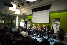 Deep Focus: A Night of Disruption by Social Media Week, via Flickr
