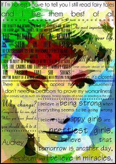 Audrey Hepburn Digital Art - Audrey Hepburn Motivational Inspirational Independent Quotes 1 by Diana Van Independent Quotes, Audrey Hepburn Quotes, Nostalgic Art, Fine Art Prints, Framed Prints, The World's Greatest, Unique Art, Fine Art America, Fairy Tales