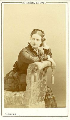 Marguerite Bellanger, Second Empire courtesan and mistress of Napoleon III.