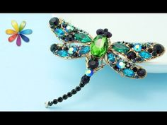 YouTube Bead Embroidery Jewelry, Beaded Embroidery, Cutlery Art, Border Embroidery Designs, Bracelet Crafts, Beaded Brooch, Diy Hair Accessories, Bead Jewellery, Beads And Wire