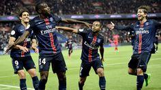 @PSG Victorie tranquille du Paris Saint-Germain face au Gazélec Ajaccio 2x0 en clôture de la 2e journée de Ligue 1. Merci Blaise Matuidi #9ine