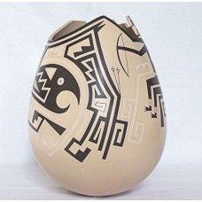 Luis Rodriguez Exquisite Mata Ortiz Pottery