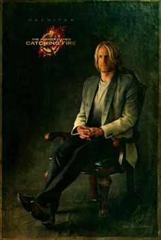 HAYMITCH. The Hunger Games: Catching Fire. Teaser Poster. Cant wait to see it!! :)