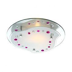 Lampada da soffitto NOLO - Metallo Color argento 1 luce | Home24