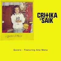 """RADIO   CORAZÓN  MUSICAL  TV: CRITIKA & SAIK LANZA EL VIDEOCLIP DE SU SINGLE """"QU..."""