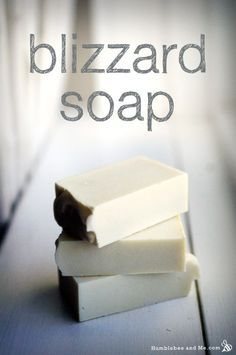 This crisp, clean white bar smells of cold air and cool mint, and is just perfect for winter. It's my first Christmas soap for 2014, and I'm not quite sure how it's Christmas soaping season already. This soap gets its … Continue reading →