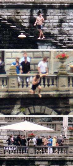 """If Harry Styles jumped off a bridge, would you?"" ""Yes, Mom, yes."""
