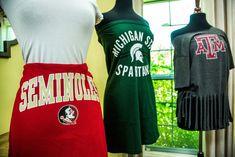 DIY Fashionable Sports T-Shirts | Home & Family | Hallmark Channel