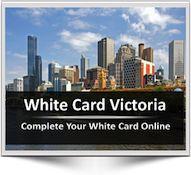 White Card Victoria