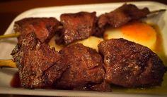 Peruvian Anticucho (Not Recipe, Great Food Article)