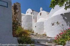 monastère à Chora