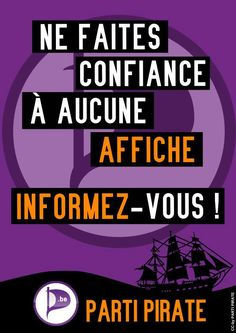Parti Pirate – La Louvière