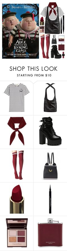 """""""Untitled #99"""" by biinabnab ❤ liked on Polyvore featuring Être Cécile, Alexander Wang, Chloé, Ana Accessories, Givenchy, Charlotte Tilbury, Polaroid, Aspinal of London and Abbott Lyon"""
