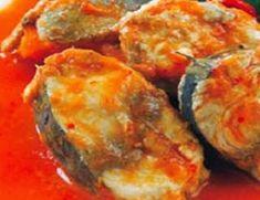 cara memasak ikan tongkol bumbu kuning, cara memasak ikan tongkol goreng, cara memasak ikan tongkol pedas, cara memasak ikan tongkol yang enak, resep asam padeh ikan tongkol, Baked Potato, Catering, Seafood, Food And Drink, Menu, Indonesian Food, Dishes, Bonsai, Ethnic Recipes