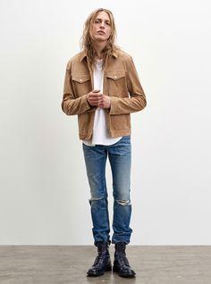 Frame Fall 2017 Menswear Fashion Show Collection