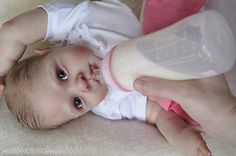 ROWAN Doll KIT for REBORN Sculpt By Jessica SCHENK for BOUNTIFUL BABY