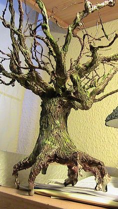 1 million+ Stunning Free Images to Use Anywhere Twig Furniture, Model Tree, Fairy Crafts, Free To Use Images, Miniature Trees, Tree Sculpture, Fairy Doors, Faux Stone, Fairy Houses