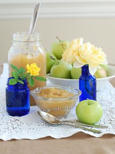 Applesauce, made this with only apples and cinnamon and LOVED it! better then store bought