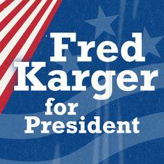 Fred Karger for President