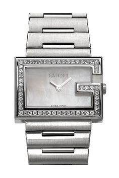GUCCI Swiss Movement Diamond Ladies Watch - Enviius