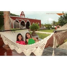American De Luxe Style Mayan Hammock 100% COTTON MADE