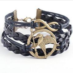 The Hunger Games Multilayer Bracelet