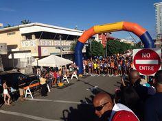 Maratón Malelo en Luquillo, PR (8 millas)
