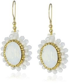 Miguel Ases Opalite Quartz Small Button Drop Earrings Miguel Ases http://www.amazon.com/dp/B007TIHVGM/ref=cm_sw_r_pi_dp_uTJ3tb016F1S7CZN