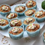 Tvarohovo-ovesné muffiny