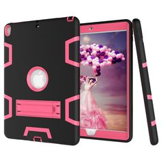 New 2017 For iPad Pro 10.5 Case EVA Heavy Duty Shockproof Hybrid Rubber Rugged Hard Impact Protective Skin Shell Case #Affiliate