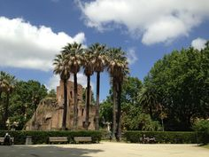 Piazza Vittorio Emanuele II in Roma, Lazio