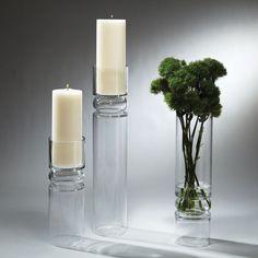 Flip Flop Large Candleholder/Vase