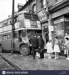 Routemaster, London History, Busses, Old Pictures, Ham, Street View, Random, Antique Photos, Hams