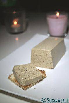 Faux gras, un foie gras végétal