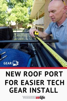 If you want an easier way to install tech gear on your Winnebago, then look no further.  Today's rv lifestyle still involves most people needing to work from their home on wheels. Connectivity is a must-have, and Winnebago has a new rv product that will make the installation of your connectivity gear easier. The video will show you how to install this roof-mounted accessory so you can stay connected while adventuring around the country. #WinnebagoLife #RVConnectivity #RVRemoteWork #RVGear Travel Trailer Accessories, Rv Accessories, Rv Parks, Rv Travel, Rv Life, House On Wheels, Rv Living, Gears, Tech