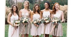 Weddington Way knows a thing or two about gorgeous bridesmaids. Just one look at their Weddington Way Collection + Dove and Dahlia Collection and it's pretty obvious. Think 25 styles across five amazing fabrics (hello faille, lace, chiffon, sequins and jacquard) that are designed and produced by Weddington Way and completely inspired by YOU with fabulous fits, crazy…
