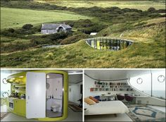 underground+homes | Exquisite-Underground-Malator-House-in-Wales-7