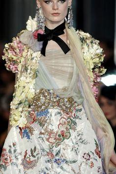 Fuck Yeah Fashion Couture | telojuropordior: Christian Lacroix Couture...