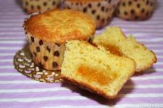 » Muffin all'arancia Ricette di Misya - Ricetta Muffin all'arancia di Misya