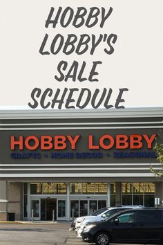 Hobby Lobby's Sale Schedule – money saving tips – Finance tips, saving money, budgeting planner Hobbies For Couples, Hobbies For Women, Hobbies To Try, Hobbies That Make Money, Popular Hobbies, Cheap Hobbies, Hobbies List Of, Hobbies Creative, Hobby Lobby Sales
