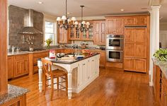 movable kitchen islands - Custom Kitchen Islands for Perfect ...