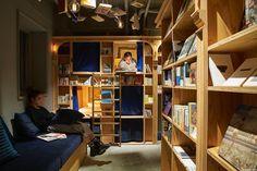 不動産のセレクトショップR-STOREが、「泊まれる本屋」がコンセプトのホステル「BOOK AND BED TOKYO」2号店を京都市祇園に12月2日にオープンする。