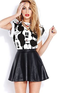 New Mickey & Co line at Forever 21!