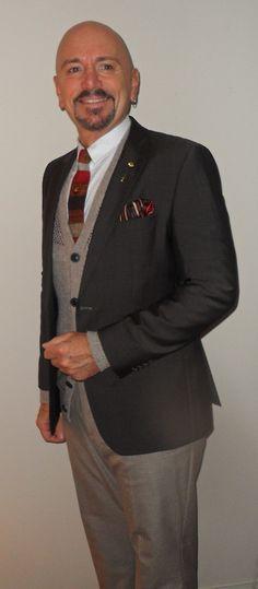 Hugo Boss jacket I like!