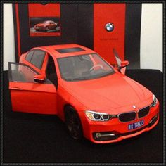 BMW 328i Paper Car Free Vehicle Paper Model Download - http://www.papercraftsquare.com/bmw-328i-paper-car-free-vehicle-paper-model-download.html