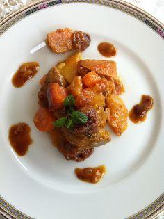 """La mia cucina persiana: Spezzatino di Manzo con Melecotogne """" Tas Kabab """""""