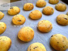 Πανεύκολα εκπληκτικά μπισκότα βουτύρου μόνο με 3 υλικά και chunk σοκολάτας!