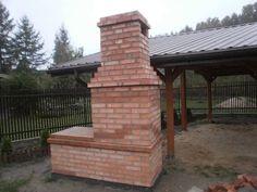 Budowa wędzarni, budowa grilla, kominka