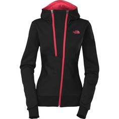 The North Face Women's Thatch Hooded Full-Zip Jacket