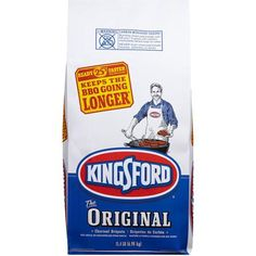 15.4-lb Bag of Kingsford Charcoal Briquettes : Only $5 (reg. $11.98) http://www.mybargainbuddy.com/15-4-lb-bag-of-kingsford-charcoal-briquettes-only-5